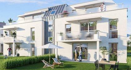 Lingolsheim Proche écoles Et Commodités - immobilier neuf Lingolsheim