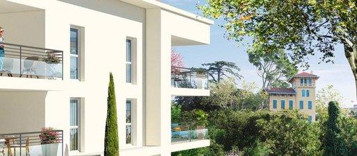 Marseille Secteur Des Caillois - immobilier neuf Marseille