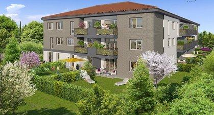 Castanet-tolosan Proche Métro B - immobilier neuf Toulouse