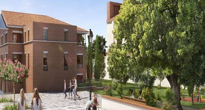 Castanet-tolosan Aux Portes De Toulouse - immobilier neuf Castanet-tolosan
