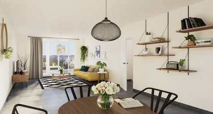 Launaguet Proche Quartier Borderouge - immobilier neuf Launaguet