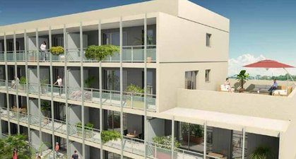 Cornebarrieu -quartier Monges - Croix Du Sud - immobilier neuf Cornebarrieu