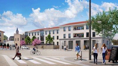 Dardilly Au Coeur Centre-ville - immobilier neuf Dardilly