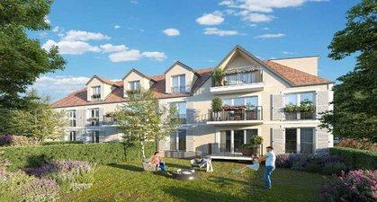 Vernouillet Proche Commodités Et Gare - immobilier neuf Vernouillet