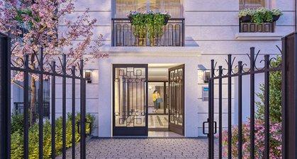 Clamart Quartier Résidentiel - immobilier neuf Clamart