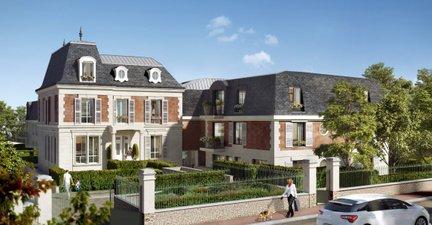 Verneuil-sur-seine à Deux Pas Du Coeur De Ville - immobilier neuf Verneuil-sur-seine
