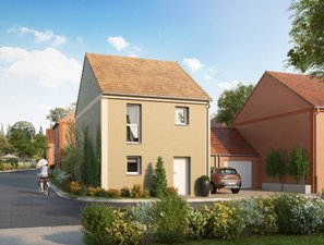 Le Domaine D'adèle - immobilier neuf Cerny