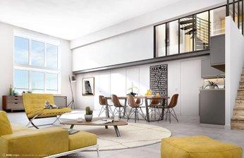 Les Loges D'or Ampère - immobilier neuf Champagne-au-mont-d'or