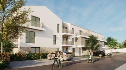 Saint-hilaire-de-loulay Au Coeur Du Centre Ville - immobilier neuf Montaigu-vendée