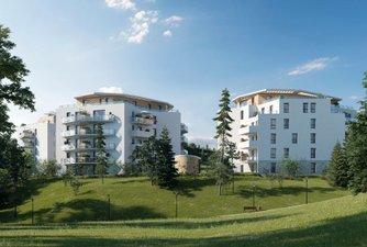 L'archipel - immobilier neuf Saint-genis-pouilly