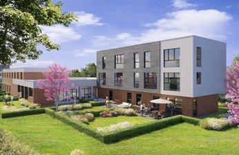 Le Domaine D'hestia - Villa Priape - immobilier neuf Saint-andré-lez-lille