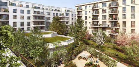 Clamart Proche Ligne Tramway T6 - immobilier neuf Clamart