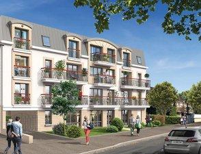 Sainte-geneviève-des-bois Coeur Centre-ville - immobilier neuf Sainte-geneviève-des-bois