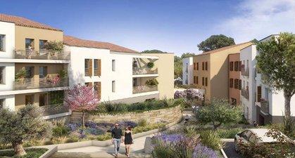 Meyreuil Aux Portes D'aix-en-provence - immobilier neuf Meyreuil