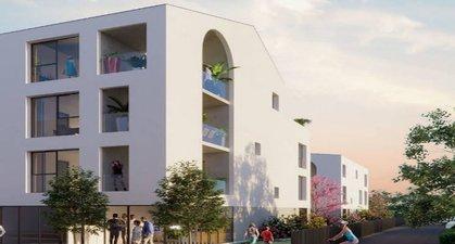Mérignac Au Pied Des écoles - immobilier neuf Mérignac