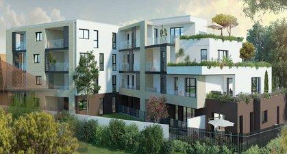 Toulouse Quartier Calme Les Argoulets - immobilier neuf Toulouse