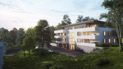 Mulhouse Secteur Prisé Hauteurs De Rebberg - immobilier neuf Mulhouse