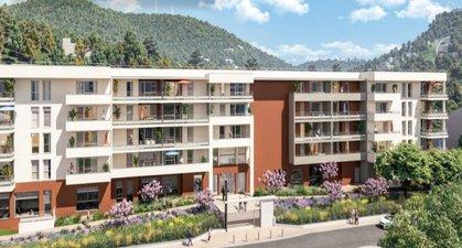 Alès Sur Les Bords Du Gardon Proche Centre - immobilier neuf Alès
