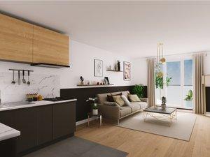 L'atelier - immobilier neuf Livry-gargan