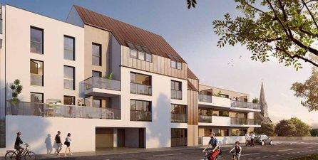 Les Sorinières Proche Toutes Commodités - immobilier neuf Les Sorinières