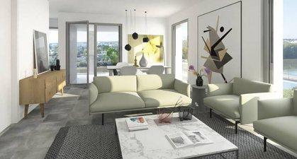 Nantes île Beaulieu Proche Commerces - immobilier neuf Nantes