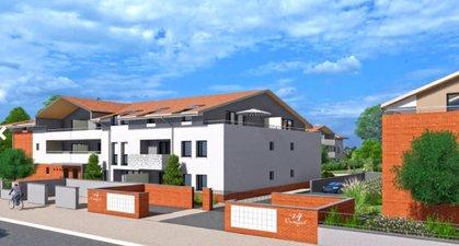 Mondonville à Proximité écoles Et Commerces - immobilier neuf Mondonville
