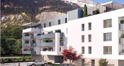 Sallanches à 1 Kilomètre De La Gare - immobilier neuf Sallanches