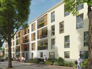 Luynes Coeur De Village Proche Commerces - immobilier neuf Luynes