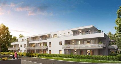 Versonnex Proche Mairie - immobilier neuf Versonnex