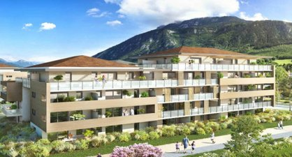 Saint-pierre-en-faucigny Au Pied Des Bus - immobilier neuf Saint-pierre-en-faucigny