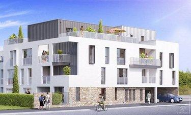 Les Sorinières Secteur Proche Commerces - immobilier neuf Les Sorinières