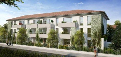 Toulouse Secteur Des Argoulets - immobilier neuf Toulouse