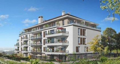 Cergy Proche Commodités Et Base De Loisirs - immobilier neuf Cergy