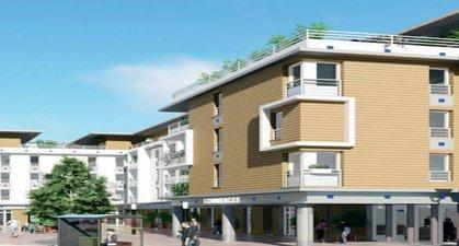 Cormeilles-en-parisis Proche Gare - immobilier neuf Cormeilles-en-parisis