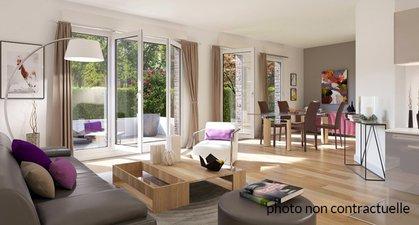 Villeurbanne Proche Montchat - immobilier neuf Villeurbanne