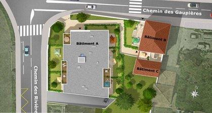 Vernaison à Proximité Du Bus - immobilier neuf Vernaison