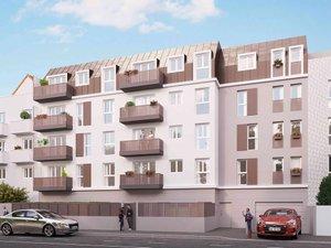 Villepinte à 350 Mètres Du Rer B - immobilier neuf Tremblay-en-france