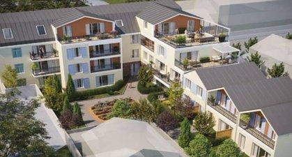 Montfermeil En Lisière Du Parc Proche Bus - immobilier neuf Montfermeil