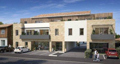 Carignan-de-bordeaux Entre Ville Et Campagne - immobilier neuf Carignan-de-bordeaux