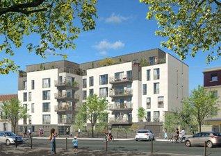 Villemomble à 900m Du Rer E - immobilier neuf Villemomble