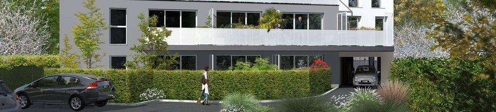 Villenave D'ornon Coeur Quartier Bocage - immobilier neuf Villenave-d'ornon
