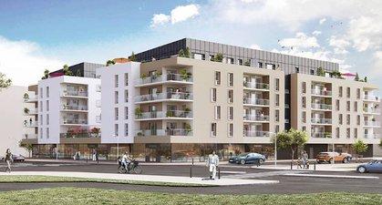 Caen Proche Parc Michel D'ornano - immobilier neuf Caen