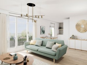 Résidence 7e Art - immobilier neuf Le Blanc-mesnil