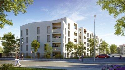 Villefranche-sur-saône à 20 Min De Lyon - immobilier neuf Arnas