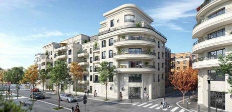 Saint-ouen Coeur Quartier Debain-michelet - immobilier neuf Saint-ouen-sur-seine