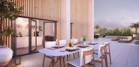 Bordeaux Brazza Au Pied De La Future Brazzaligne - immobilier neuf Bordeaux