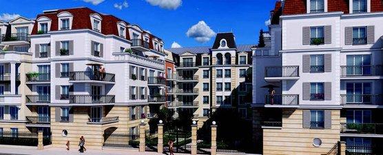 Blanc-mesnil à 10km De La Porte De La Chapelle - immobilier neuf Le Blanc-mesnil