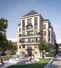 Blanc-mesnil Proche Centre Commercial - immobilier neuf Le Blanc-mesnil