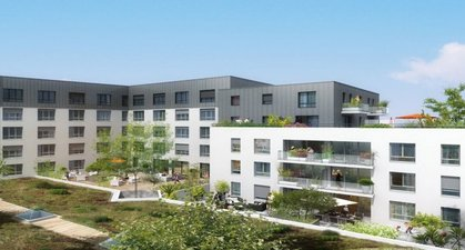 Caen Centre-ville - immobilier neuf Caen