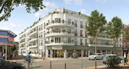Drancy Quartier De La Muette - immobilier neuf Bobigny